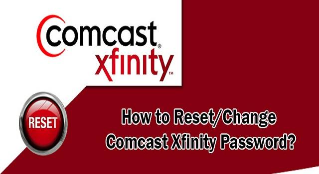 change-comcast-email-password
