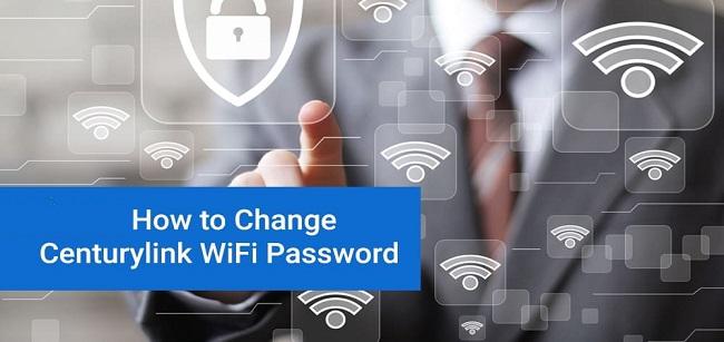 Change CenturyLink WiFi Password