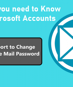How to Change Windows Live Email Password?