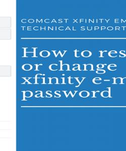 How to Forgot Xfinity Password?