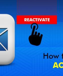How to Recover or Reactivate AOL Mail Account?