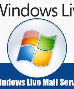 How to Windows Live Change Email Password?