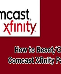 How to Change Comcast Password?